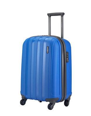 """Синий дорожный большой чемодан """" Aotian """""""