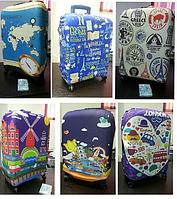 Большой чехол на крупный чемодан