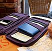 Розовый органайзер для путешествий, фото 3