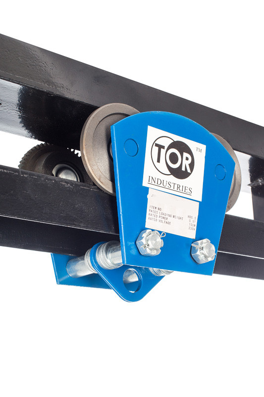 Тележка без эл. двигателя тип TOR HT1 1,0 т