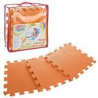 Детские коврики пазлы Оранжевый
