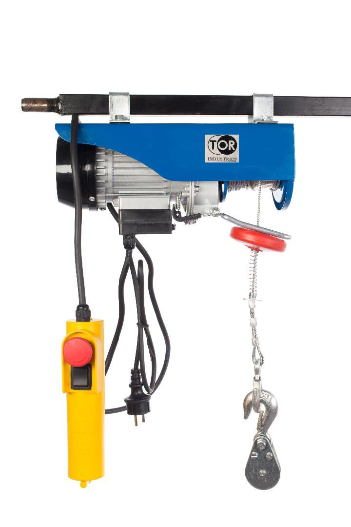 Электрическая таль TOR PA-125/250 20/10 м