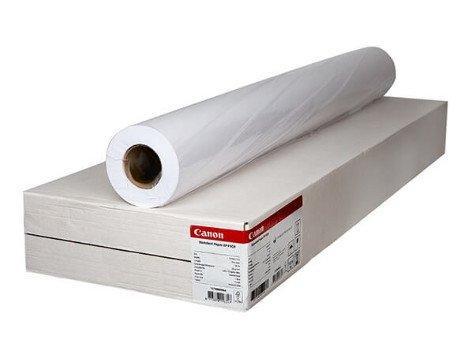 Матовая бумага Canon для плоттеров 80г/м2 (610мм), рулон 50 метров (3 рулона)