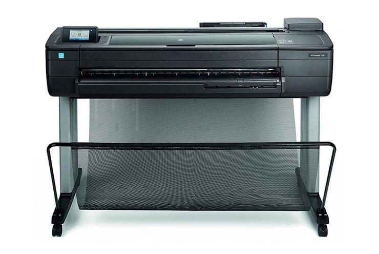 "Плоттер HP Designjet T730 36"""