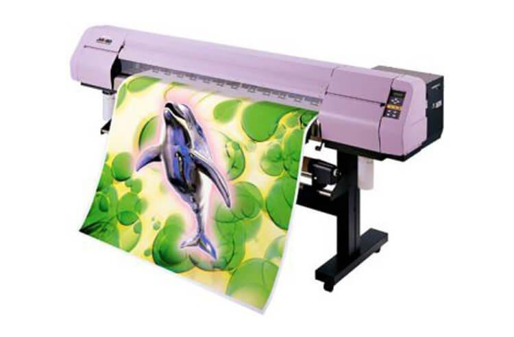 Плоттер Mimaki TextileJet DS-1800AMF с ПЗК и чернилами