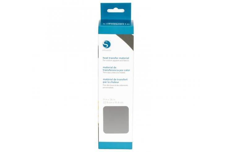 Термотрансферная пленка Silhouette 23 см (серебряная)