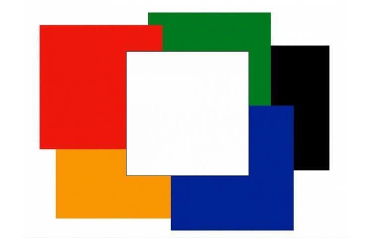 Набор термотрансферной пленки Silhouette Флекс (основные цвета)