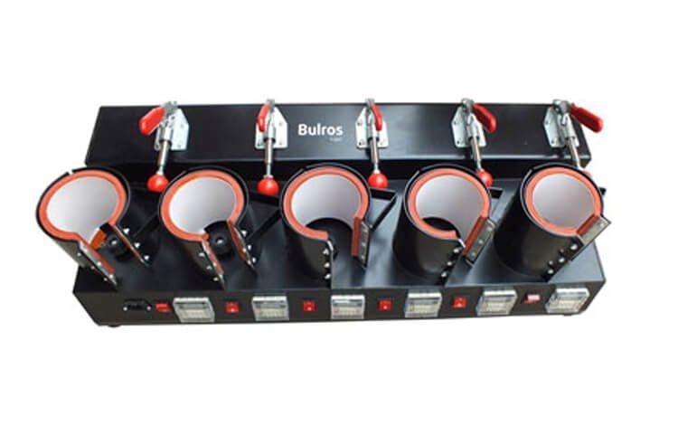 Термопресс Bulros T-205T на 5 чашек