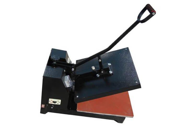 Термопресс планшетный Bulros T-2000 (38x38см) для термотрансферной и сублимационной печати