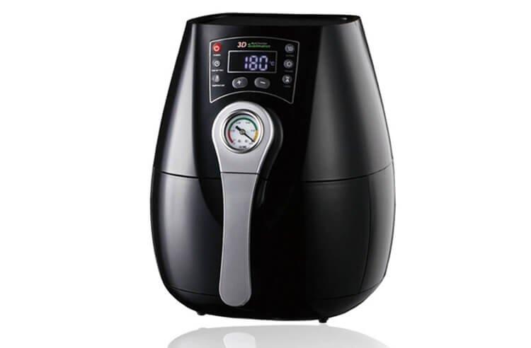 Термопресс вакуумный Grafalex Mini ST-1520 (для чехлов)