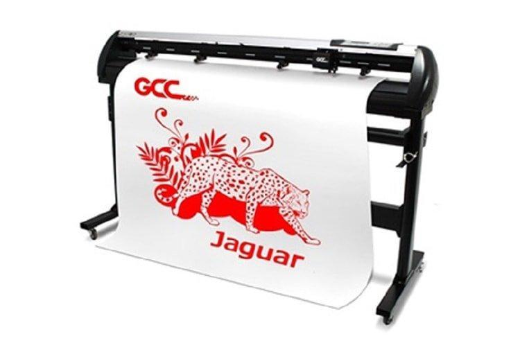 Плоттер режущий GCC Jaguar V J5-132 (ширина 1320 мм)