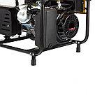 Генератор бензиновый GE 6900E, 5.5 кВт, 220 В/50 Гц, 25 л, электростартер Denzel, фото 6