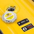 Генератор бензиновый GE 6900E, 5.5 кВт, 220 В/50 Гц, 25 л, электростартер Denzel, фото 7