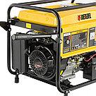 Генератор бензиновый GE 6900E, 5.5 кВт, 220 В/50 Гц, 25 л, электростартер Denzel, фото 8