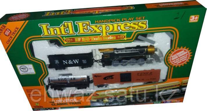 Детская железная дорога Intl Express