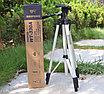 Трипод для фото/видео техники 50-135см, с тремя секциями и уровнем, фото 3