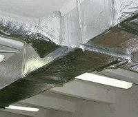 Двухкомпонентная система огнезащиты ЕвроМБОР-ВЕНТ (EI-30) 100, 90