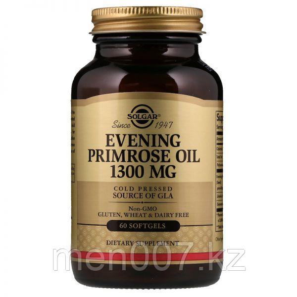 БАД Масло вечерней примулы, 1300 мг (60 капсул)