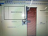 Раздвижной рото-механизм Morelli, для межкомнатных дверей, фото 7