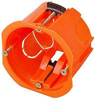 Коробка установочкая СВЕТОЗАВР для полых стен макс. напряж. 400В, с пластик лап. SV-54913