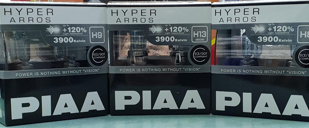 Галогенные лампы H-7 Piaa Hyper Arros