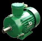 Электродвигатель взрывозащищенный асинхронный АИМЛ 71В2 Лапы У 2, 5