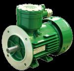 Электродвигатель взрывозащищенный асинхронный АИМЛ 80В2 Лапы У 2, 5, фото 3