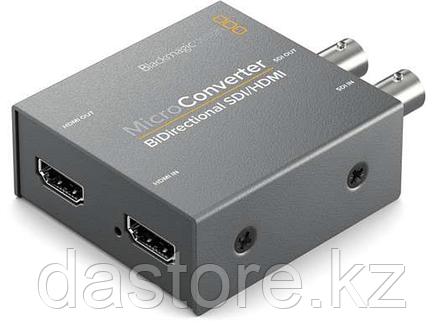 Blackmagic Design Micro Converter BiDirect SDI/HDMI wPSU, фото 2