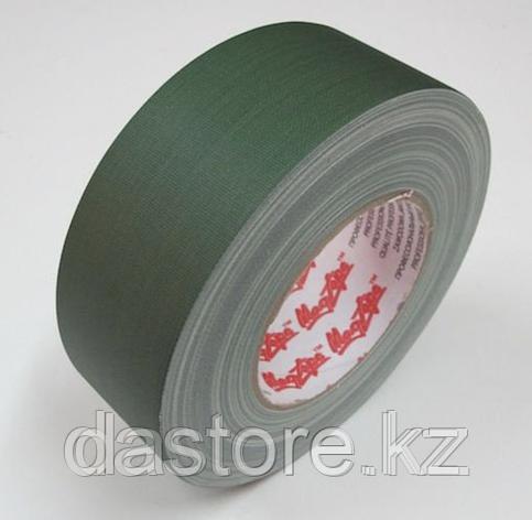 MagTape CT50050G Тэйп (Gaffer Tape), широкий, цвет зеленый, фото 2