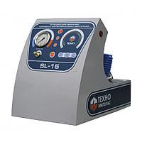 SL-015M Установка для очистки бензиновых топливных систем