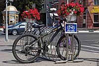Изготовление и установка велопарковок