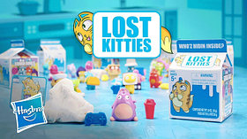 Lost Kitties - Котята в молоке