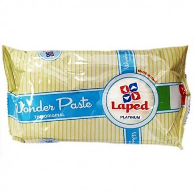 Мастика для обтяжки тортов Laped Wonder Paste синяя, 1 кг