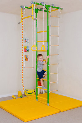 Детские спортивные комплексы (МЕТАЛЛ)