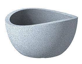 Пластиковый горшок модель Wave Globe Bowl 252/40  Scheurich Германия