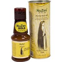 Nuzen Gold, Натуральное масло для роста волос  100 мл