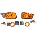 Лифт комплект IQ Racing для ВАЗ 2121-21213-21214, фото 3