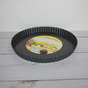 Тарталетка со съемным дном (220 мм)