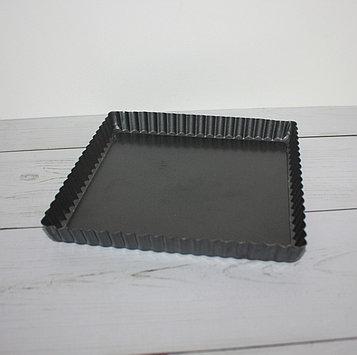 Тарталетка со съемным дном (квадратная)