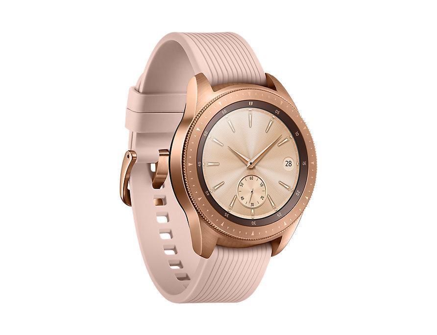 Смарт-часы Samsung Galaxy Watch R810 42MM Gold