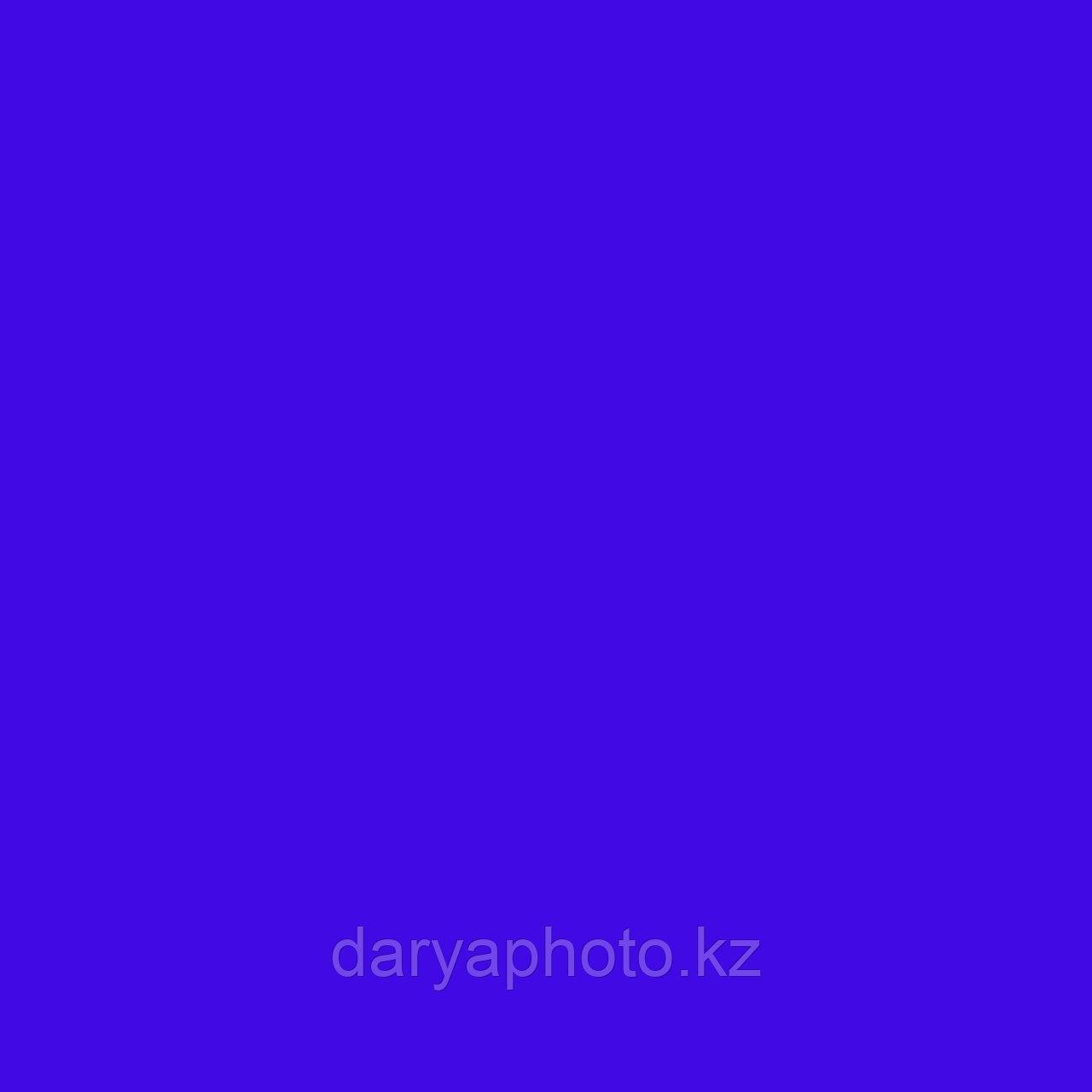 Синий сочный Фон бумажный. Фотофон. Фон для фотостудии