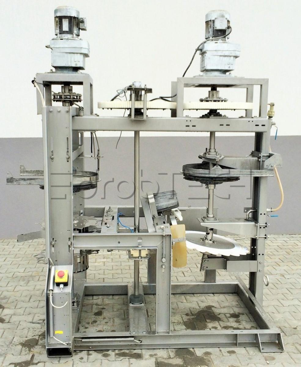 Автоматическое устройство перенавески птицы (убой–потрошение) MEYN SYNCOM