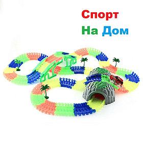 """Детский гибкий гоночный трек """"Magic Tracks-310"""" доставка"""