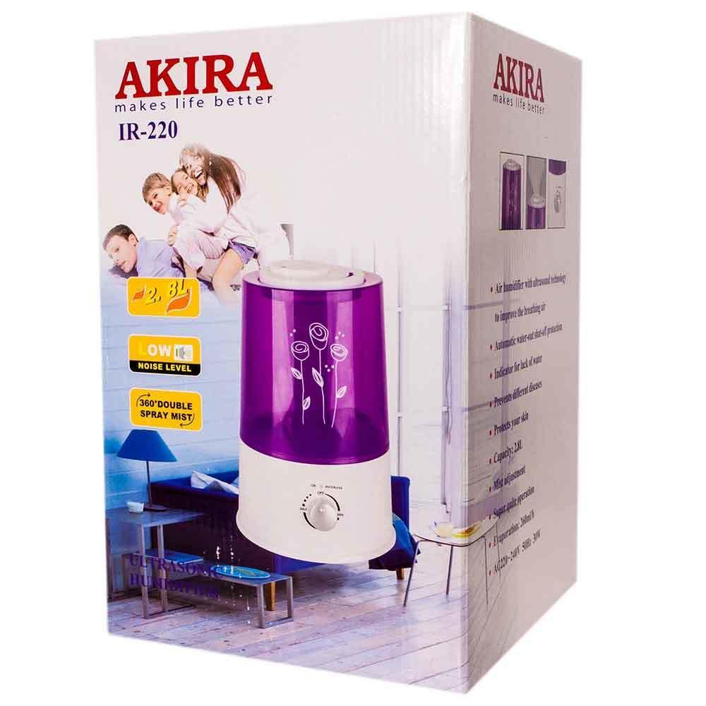 Увлажнитель воздуха Akira IR-220
