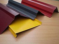Изготовление фасадных элементов из жестяных листов с полимерным покрытием