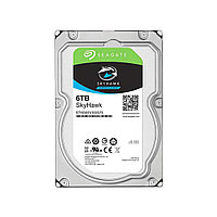 Жёсткий диск для видеонаблюдения Seagate SkyHawk HDD 6Tb ST6000VX0023, фото 1