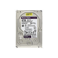 Жёсткий диск для видеонаблюдения Western Digital Purple HDD 8Tb WD81PURZ, фото 1