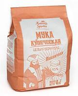 """Мука """"Житница здоровья"""" пшеничная цельнозерновая  2кг"""