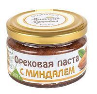"""Ореховая паста """"Житница здоровья"""" с миндалём 200 г"""