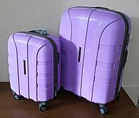 """Светло-фиолетовый чемоданчик маленький """" Aotian """""""